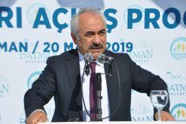 """Bakan Yardımcısı Ersoy: """"Seçilenler desteği halktan, emri Kandil'den almasın"""""""