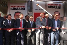Batman'da 3 bin kişilik aşiret HDP'den AK Parti'ye geçti