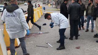 Batman'da adliyede zanlıya saldırı: 1'i polis 5 yaralı