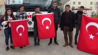 Gercüşlü öğrenciler Çanakkale'yi gezecek