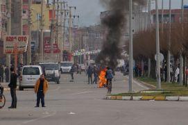 HDP'nin mitingi sonrası olay