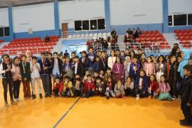 Kozluklu satranç turnuvası düzenlendi