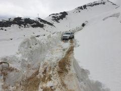 Sason-Kozluk bağlantı yolu ulaşıma açıldı