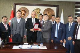 Şehit yakınları Başkan Aksoy ile bir araya geldi