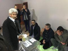 Türkiye'nin en erken biten seçimi