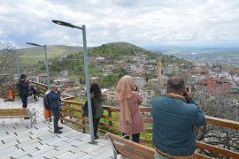 Fotomaraton etkinliğinde objektifler Kozluk'a çevrildi