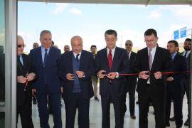 Rektör Durmuş, Şırnak Üniversitesi Teknoloji Transfer Ofisi'nin açılışına katıldı