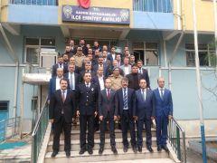 Sason'da Polis Haftası etkinlikleri