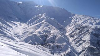 Sason'da kar yağışı nedeni ile köy yolları ulaşıma kapandı