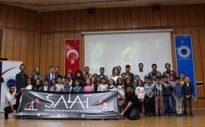 Batman Üniversitesi, Suçeken Köyü İlköğretim Okulu öğrencilerini misafir etti