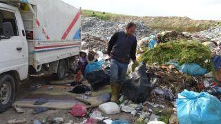 Herkes için çöp, Suriyeli aile için geçim kaynağı