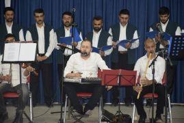 Kozluk Müftülüğü Tasavvuf Musikisi Grubu, muhtaçlar için sahne aldı