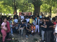 Şehit edilen okul müdürü adına satranç turnuvası düzenlendi