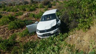Gercüş'te otomobil ile pikap çarpıştı: 5 yaralı