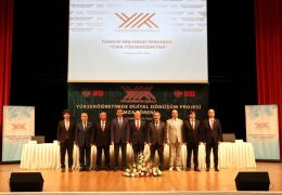 Rektör Durmuş, Türkiye'nin fırsat penceresi: Türk yükseköğretimi toplantısına katıldı