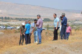 100 kişilik ekiple kaybolan yakınlarını arıyorlar