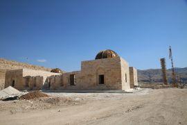 630 yıllık Kızlar Camisi'nin restorasyon çalışmalarında sona doğru gelindi