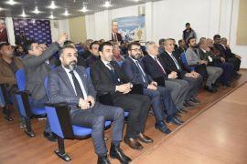 AK Parti Batman merkez ilçe Danışma Meclisi toplantısı yapıldı
