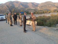 Kaymakam Özadalı'dan Uzman Çavuşlar Günü kutlaması