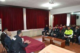 Sason'da huzur ve güven toplantısı