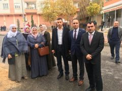 BAŞGAD'tan Diyarbakır annelerine destek