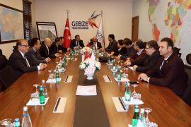 Batman Üniversitesi'den Gebze Teknik Üniversitesi'ne iş birliği ziyareti