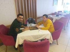 Gercüşlü görme engellinin hedefi Türkiye şampiyonası