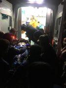 Kozluk'ta nefes kesen kurtarma operasyonu
