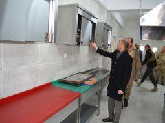 Sason Acar Karakolu'na modern hizmet binası yapıldı
