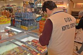 Batman'da 2019 yılında 3 bin 275 kez gıda kontrolleri yapıldı