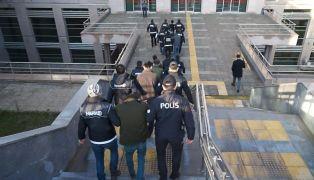 Batman'da uyuşturucu tacirlerine operasyonda 18 tutuklama