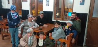 Kozluk'ta 'Sere sale' kutlamaları