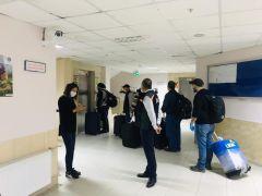 Kazakistan'dan Batman'a gelen vatandaşlar karantinaya alındı