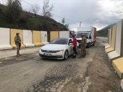 Kozluk'ta bir mahalle karantinaya alındı