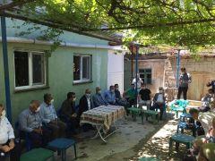 AK Parti Batman İl Başkanı Gür, çiftçilerin sorunlarını dinledi