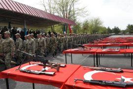 Sason'da 45 güvenlik korucusu alınacak