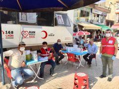Sason'da kan bağışı kampanyası