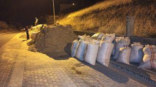 Gercüş'te kışlık saman hazırlıkları sürüyor