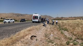 Gercüş'te trafik kazası: 2'si ağır, 3 yaralı