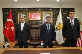 HDP'li iki belediye başkanı AK Parti'ye geçti