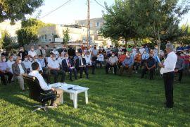 Vali Şahin mahalle buluşmaları gerçekleştirdi