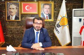 AK Parti Batman İl Başkanı Gür'den kongreye davet