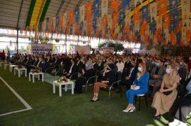 AK Parti Batman Merkez İlçe Kongresi yapıldı