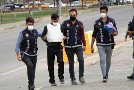 Batman'daki satırlı cinayetin zanlısı Diyarbakır'da yakalandı
