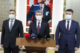 """İçişleri Bakan Yardımcısı İnce: """"HDP döneminde 150 milyon liralık borç bırakılmış"""""""