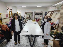 Sason'da İŞKUR destekli 7 kurs açıldı