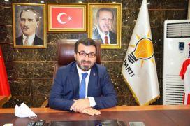 """AK Parti Batman İl Başkanı Akif Gür: """"Batman'a 300 milyon liralık gençlik ve spor yatırımı yapıldı"""""""