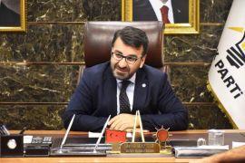 """AK Parti Batman İl Başkanı Gür: """"AK Parti bir kez daha icraat, hizmet ve yatırım partisi olduğunu kanıtlamıştır"""""""
