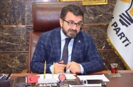 AK Parti Batman İl Başkanı Gür: ''Batman'a 18 yılda sağlık alanında büyük yatırımlar yapıldı''