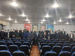 AK Parti Batman İl Başkanlığının yürütme kurulu belirlendi